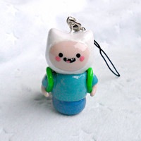 Finn Chibi (Adventure Time), Charm :D