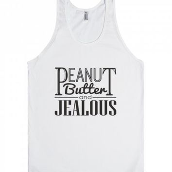The Interview: Peanut Butter and Jealous | Tank Top | SKREENED