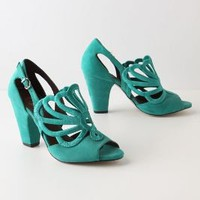 Outspread Wings Peep-Toes - Anthropologie.com
