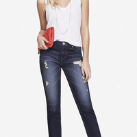 MID RISE GIRLFRIEND JEAN from EXPRESS