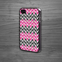 Pink Chevron Iphone 6 case ,Iphone 5,4 case Iphone 4s cases Pattern