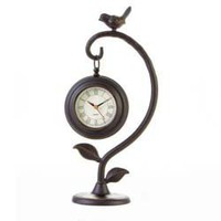 Home Decor - Little Birdie Hanging Clock