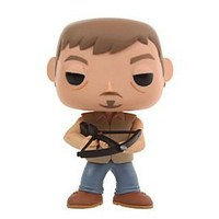 The Walking Dead Pop! Television Daryl Dixon Vinyl Figure - 186235