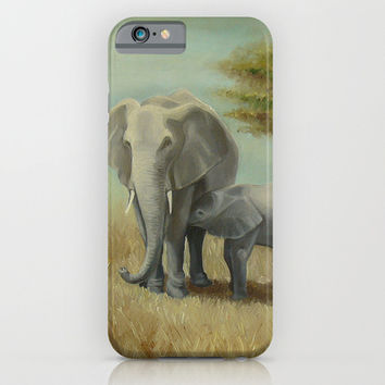 SAVANNA iPhone & iPod Case by Deyana Deco