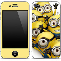 Despicable Me 8 iPhone Skin FREE SHIPPING
