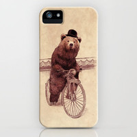 Barnabus (colour option) iPhone Case by Eric Fan | Society6