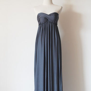 Dark Grey/ Gorgeous/ Evening Dress
