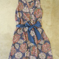 Strolling Azalea Garden Dress [2314] - $34.00 : Vintage Inspired Clothing & Affordable Fall Frocks, deloom | Modern. Vintage. Crafted.