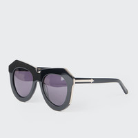 One Meadow Sunglasses - black/gold