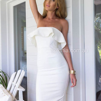 Ethereal Dress | Xenia Boutique