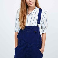 Urban Renewal Vintage Originals French Work Dungarees in Blue - Urban Outfitters