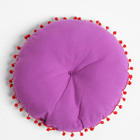 Pompom Pillow