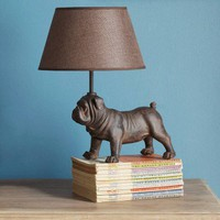 Peter Pug Lamp