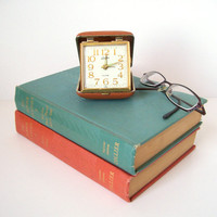 Vintage Alarm Clock by DeidresRedos on Etsy