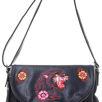 Panther Nomad Purse | Blame Betty