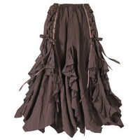 Ribboned Bark Skirt - New Age & Spiritual Gifts at Pyramid Collection