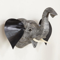 Elephant Bust | World Market