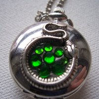 Slytherins Time Turner by 1luckysoul on Etsy