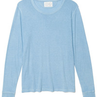 Sorona Long Sleeve - Light Indigo - Portland, Oregon - Olderbrother