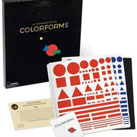 Colorforms 60th Anniversary Edition :: the mental_floss store