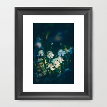 I tripped Framed Art Print by HappyMelvin