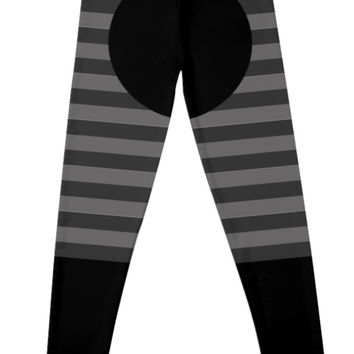 Legging horse Grey