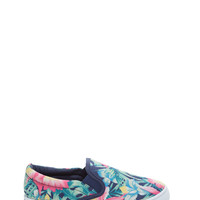 Frond Zone Tropical Slip-On Sneakers