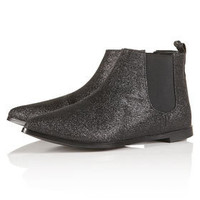 MIXXY Glitter Chelsea Boots - View All  - Shoes