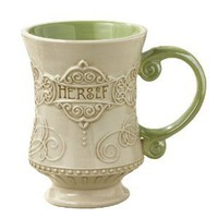 Grasslands Road Celtic 10-Ounce &quot;Herself&quot; Irish Coffee Mug, Gift Boxed