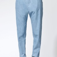 Finders Keepers Underpass Pants - Womens Pants - Blue