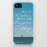 Water iPhone Case by Brandy Coleman Ford | Society6