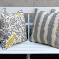 Decorative PIllows Cushion Covers Combo Set of by FestiveHomeDecor
