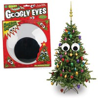 Christmas Tree Googly Eyes - Whimsical &amp; Unique Gift Ideas for the Coolest Gift Givers