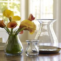 RECYCLED GLASS BELL JARS