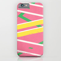 Hoverboard iPhone & iPod Case by Speakerine / Florent Bodart