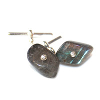 Labradorite Cufflinks Gemstone Cuff Links Mens Cufflinks Mens Cuff Link Formal Cufflink Groom Cufflink Best Man Cufflink Wedding Cufflink