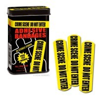 "Search results for: '""Crime Scene Bandages""' - Whimsical & Unique Gift Ideas for the Coolest Gift Givers"