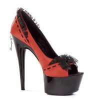 Amazon.com: Penthouse Women's Jezebel Stiletto: Shoes