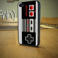 NES Controller iPhone 4 Case, Geekery iPhone 4 Case