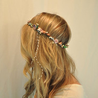 Mermaid Headdress Sea Goddess Crown