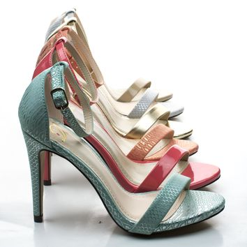 Jaiden Classic High Heel Stiletto Dress Sandal