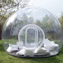 GB01 PVC Advertising inflatables / inflatable clear tent / Clear Prefab Bubble Tents / inflatable globe tent + Repair Kits-in Advertising Inflatables from Industry & Business on Aliexpress.com