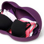 Beleza Boutique - Brazilian Swimwear, Active Wear, Lingerie . Purple bra case
