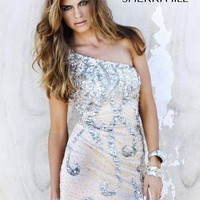 Sherri Hill 2777  Sherri Hill amandalinas specializing in bridal gowns, evening wear , prom dresses, mother of the bride and groom dresses,