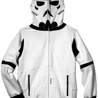 Star Wars Storm Trooper Hoodie Keeps You Warm While Making You Cool