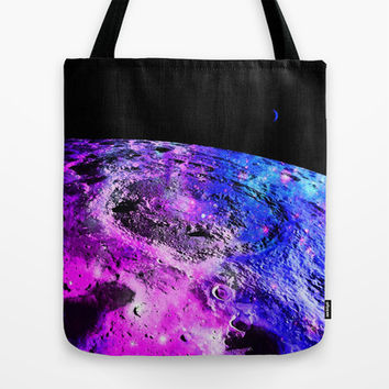 PLAnet Tote Bag by 2sweet4words Designs