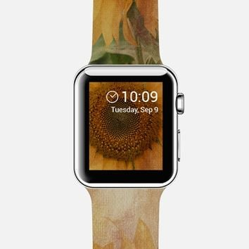Sunflowers Apple Watch case by VanessaGF   Casetify