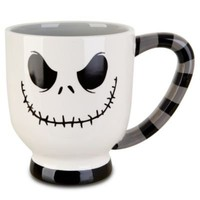 Striped Jack Skellington Mug | Drinkware | Disney Store