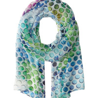 Echo Design Dotted Floral Scarf