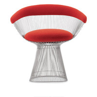 Platner Armchair - Fabric - Dining Chairs - Chairs | Stools - Dining - Categories - Design Within Reach - Design Within Reach
